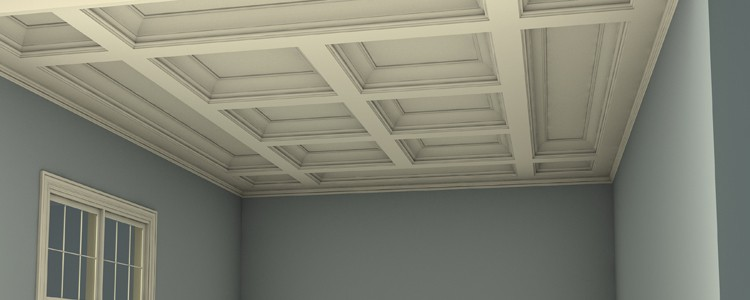box beam ceiling ideas