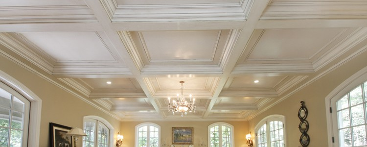 coffered ceiling advantages