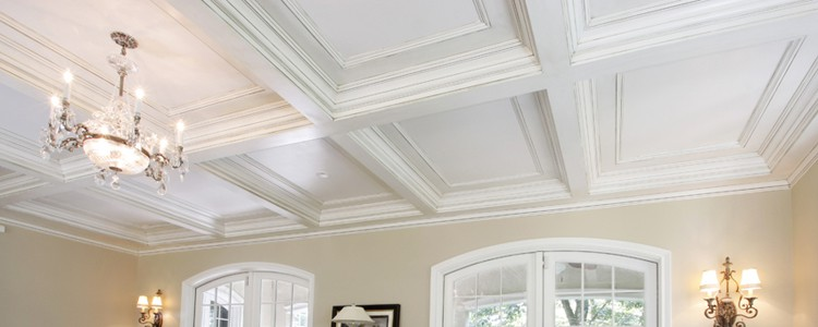 how much does a coffered ceiling cost