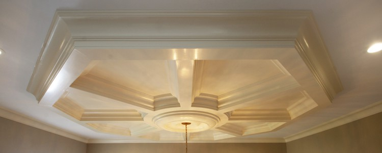 ceiling finishes