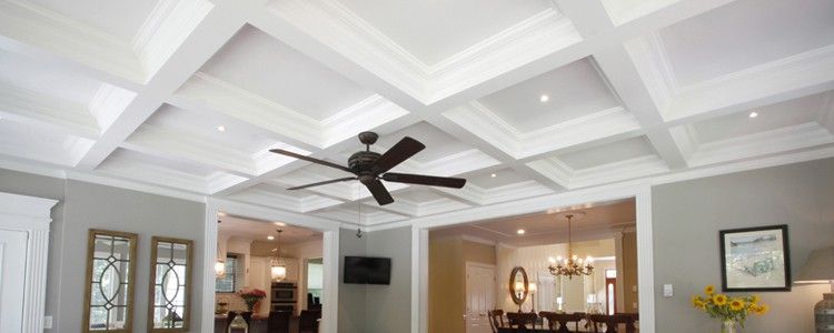 how to make ceiling beams