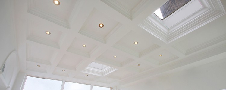 ceiling treatment services