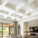 how to make a coffered ceiling