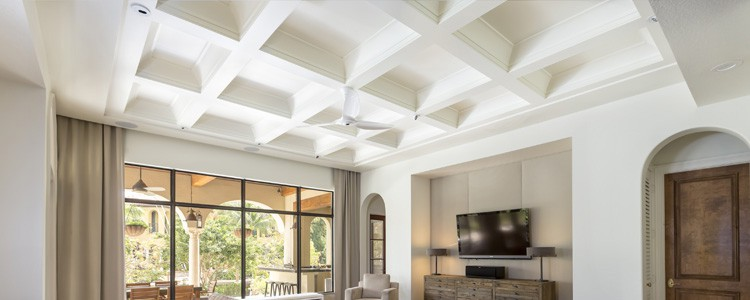 coffered ceiling dealer