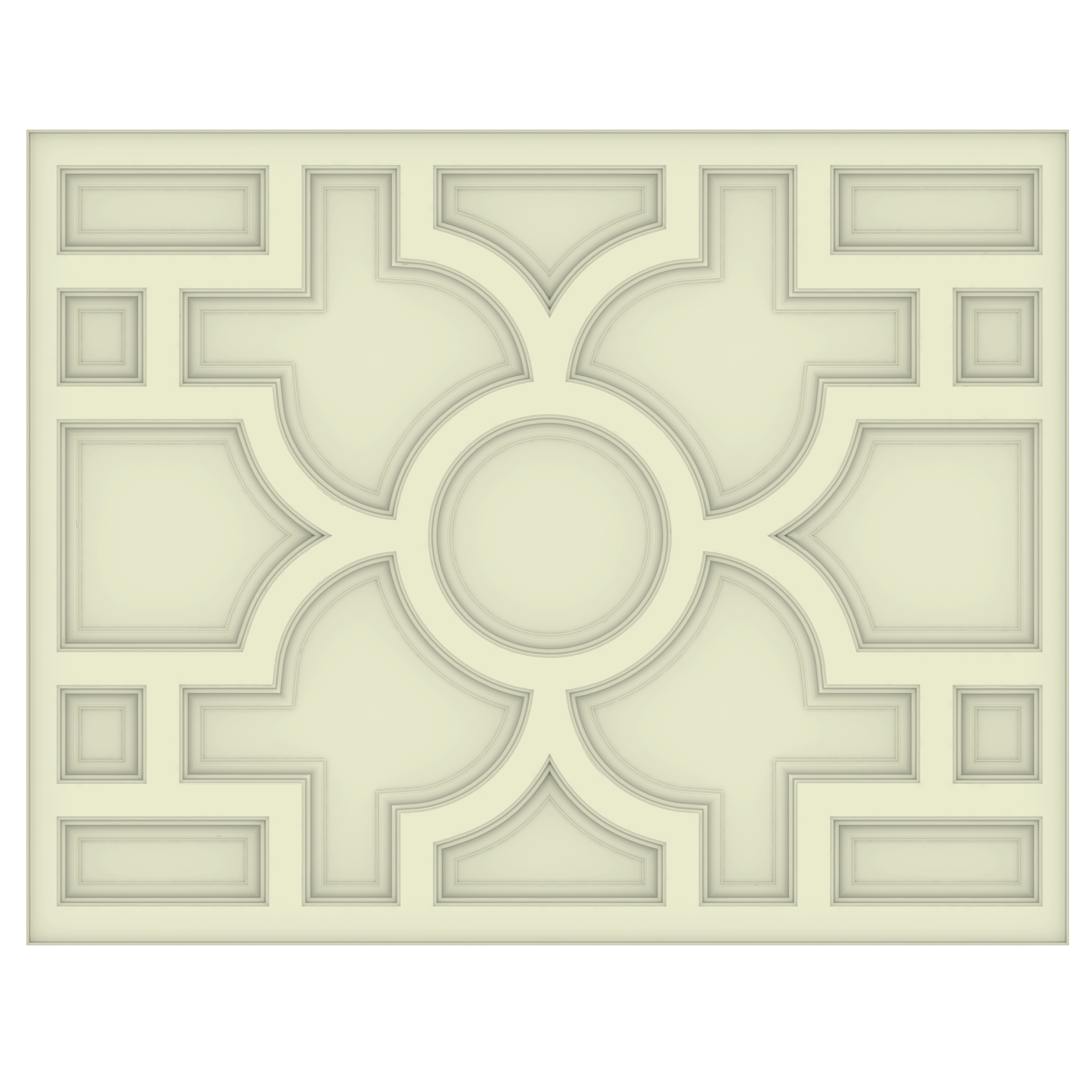 Bespoke Coffered Ceiling