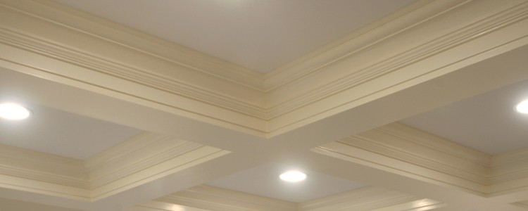 Ceiling Molding Ideas : Coffered Ceiling Molding Types