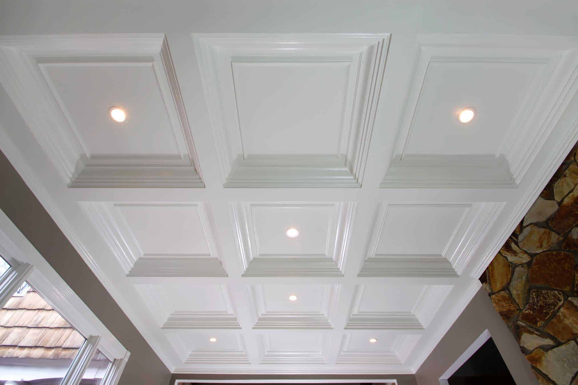 Coffered Ceiling System