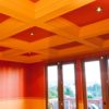 Wolff Coffered Ceiling