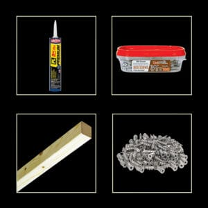 CEILING BEAMS - INSTALLATION PRODUCTS