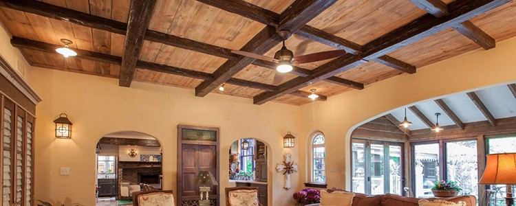 Faux Wood Ceiling Beams | Decorative Ceiling Beams