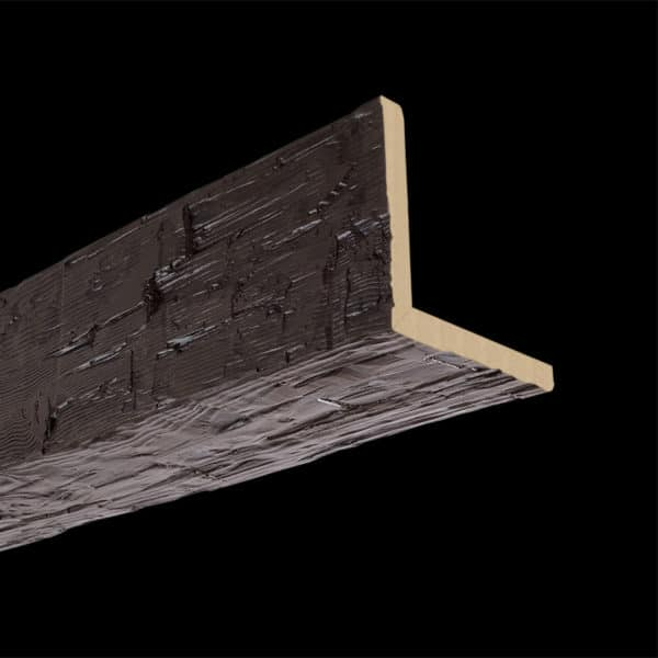 Faux Wood Ceiling Beams - Artisan Series - Hand Hewn - Espresso