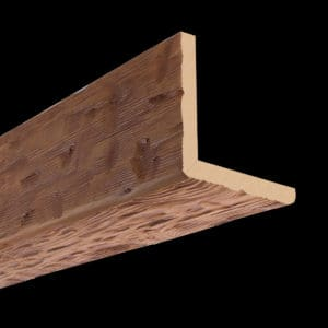 Faux Wood Ceiling Beam 2SBA - Tuscany - Oak (2b)