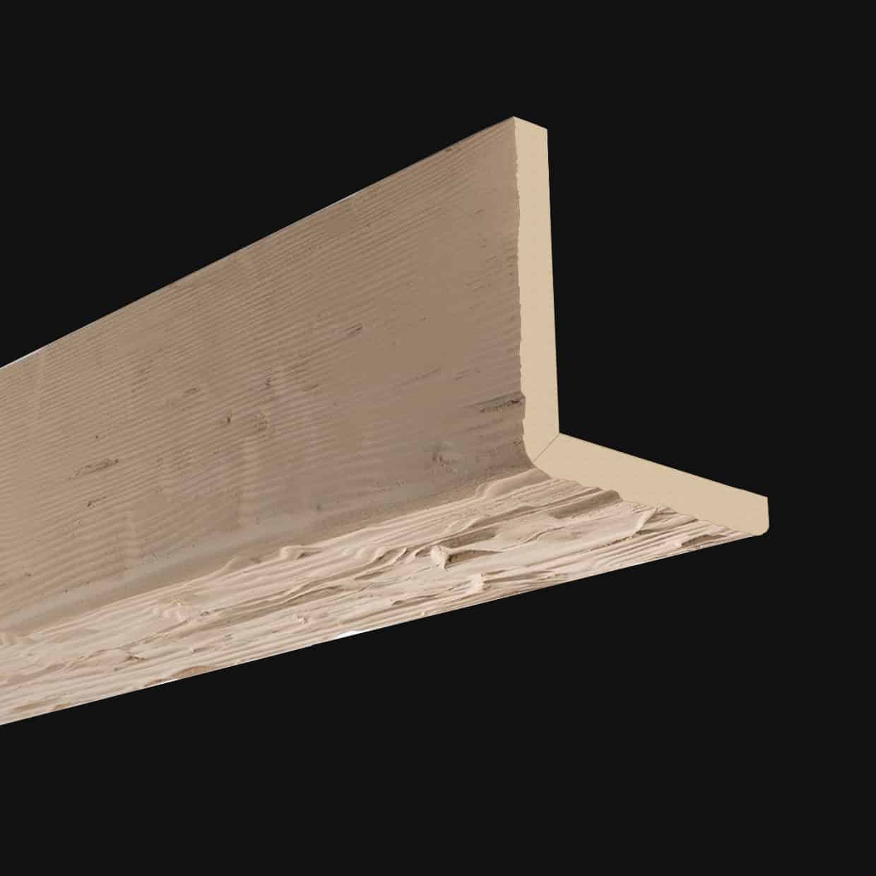 Faux Wood Ceiling Beams - Artisan Series - Tuscany - Primed