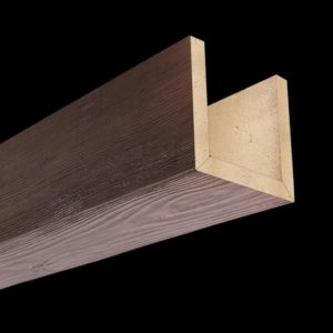 Faux Wood Ceiling Beams - Artisan Series - Douglas Fir - Mahogany
