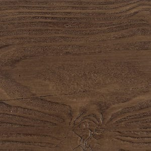 Faux Wood Ceiling Beam & Plank Swatch - Douglas Fir - Dark Walnut