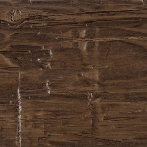 Hand Hewn - Dark Walnut - Faux Wood Beam, Truss & Plank Swatch