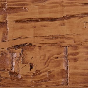 Hand Hewn - Oak - Faux Wood Beam, Truss & Plank Swatch