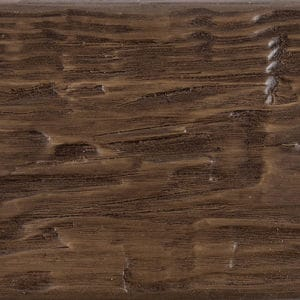 Tuscany - Dark Walnut - Faux Wood Beam, Truss & Plank Swatch