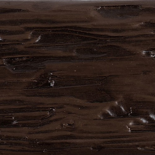 Faux Wood Ceiling Beam Swatch - Tuscany - Espresso