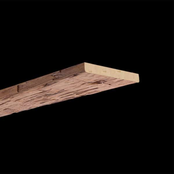 Faux Wood Ceiling Plank - Hand Hewn - Oak (2b)