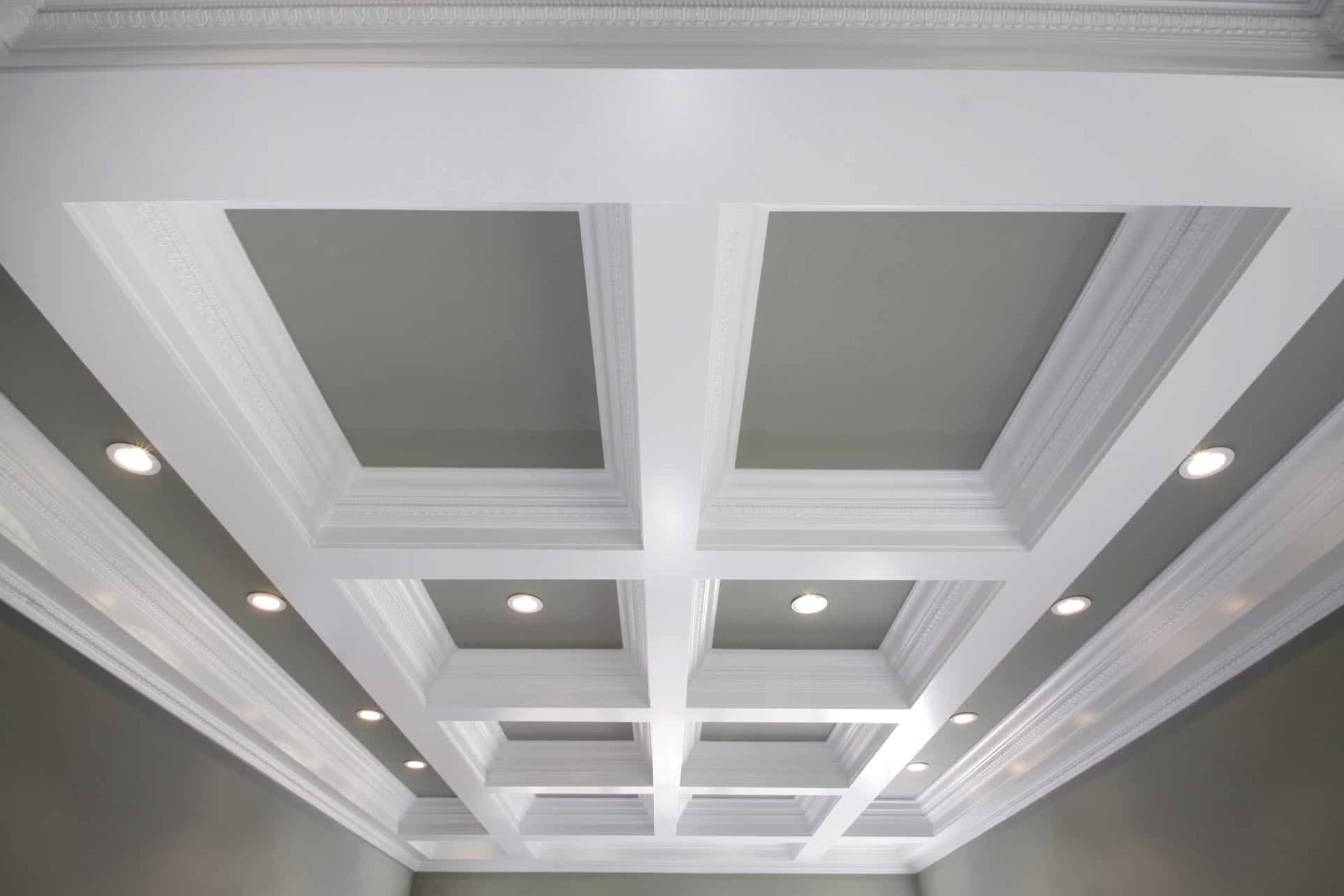 Coffered ceiling design ceiling beams coffer ceiling for Coffered ceiling styles