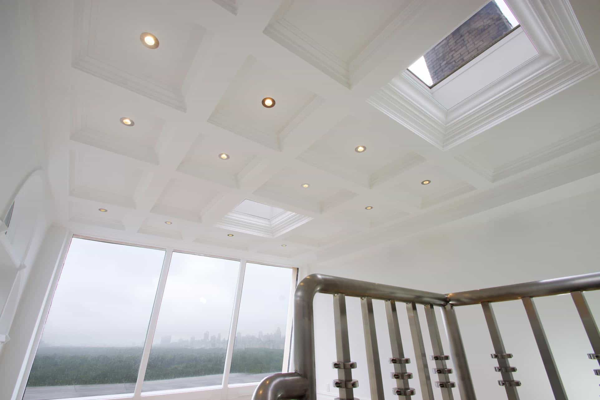 Coffered Ceiling Design Ceiling Beams Coffer Ceiling