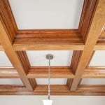 box beam ceiling designs