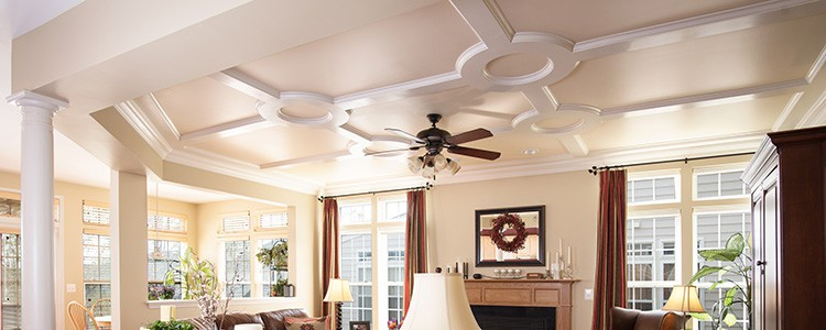 coffered ceiling idea