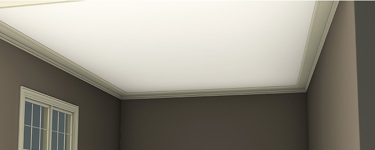 tray ceiling | coffered ceiling kit | ceiling system | ceiling tile | faux beams