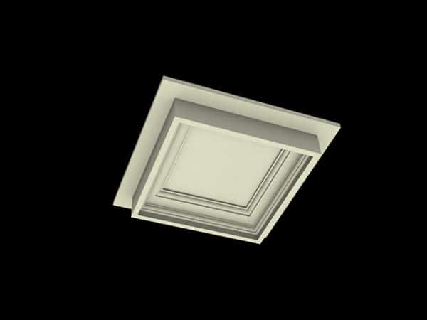 coffered ceiling kit | ceiling system | ceiling tile | faux beamss