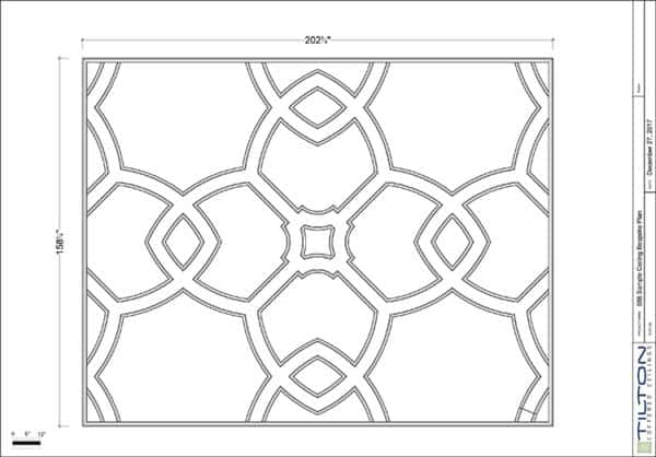 coffered ceiling kit   ceiling system   ceiling tile   faux beams