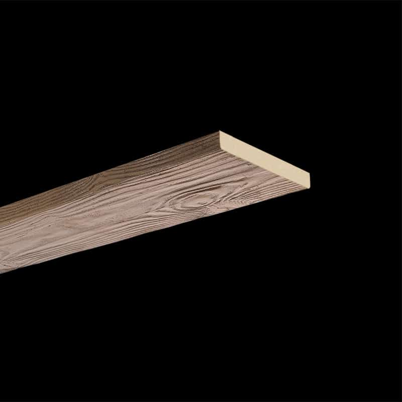 Faux Wood Ceiling Plank - Douglas Fir - Light Walnut (2b)