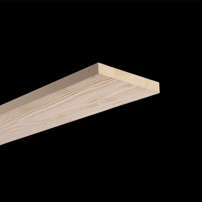 Faux Wood Ceiling Plank - Douglas Fir - Primed (2b)