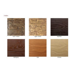 TCC-Faux Wood Beams – Color Options