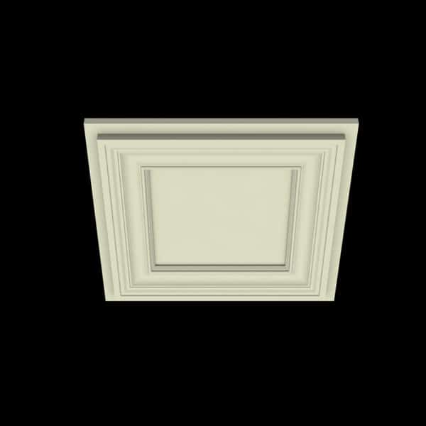 Coffered Ceiling Tile - DMT-SQR-24X24 (2)