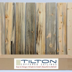 Tongue & Groove Ship Lap Ceiling & Wall Planks | Smooth in Beetle Kill Pine - Box