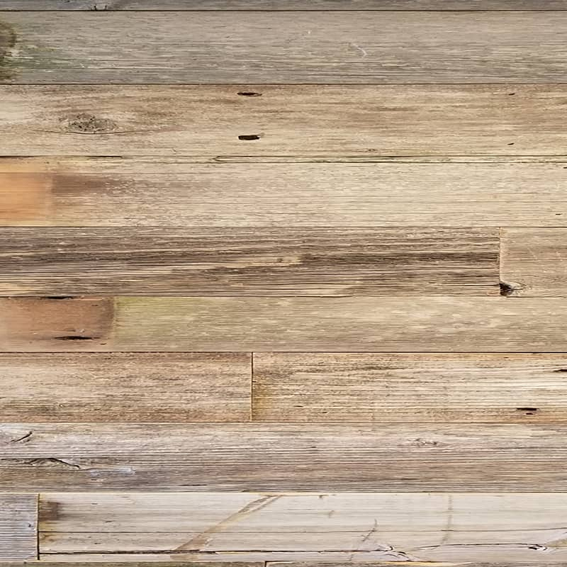 Wood Ceiling & Wall Planks - Reclaimed Wind Fence 1