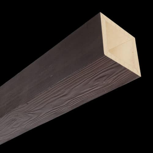 Faux Wood Ceiling Beams - Artisan Series - Douglas Fir - Espresso