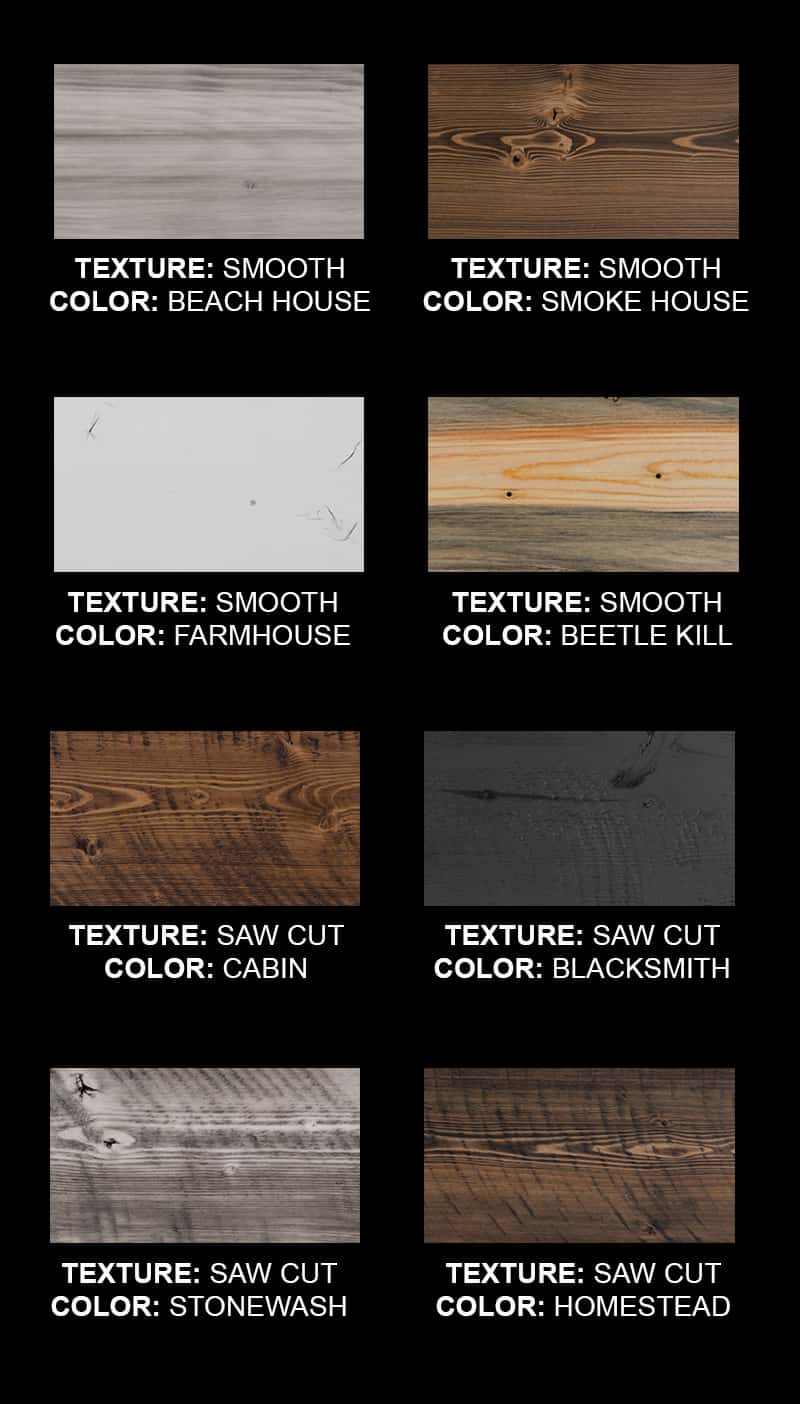 Wood Ceiling & Wall Planks - Shiplap T&G - ALL