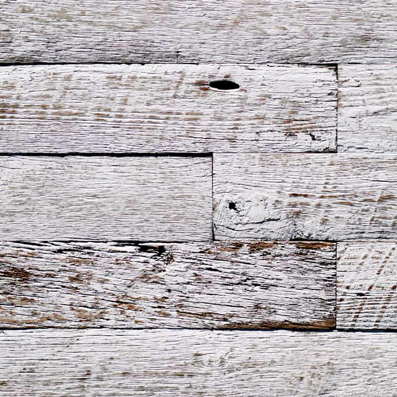 Wood Ceiling & Wall Planks - Reclaimed Distillery Wood - DISTILLED WHITE