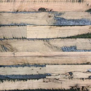 Wood Ceiling & Wall Planks - Reclaimed Oak Fence - Unfinished (1)