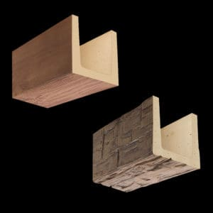 Faux Wood Ceiling Beams - Basic Sample Kit - PICK-2