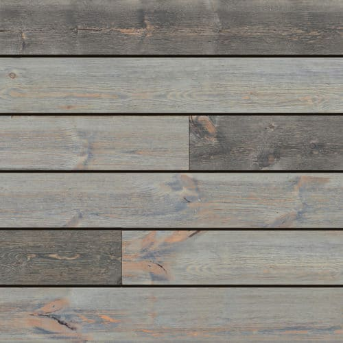 Ceiling & Wall Planks | Barnwood Shiplap - Beach House Blend