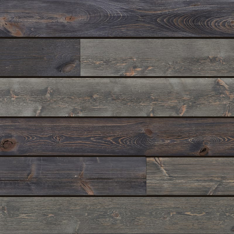 Ceiling & Wall Planks | Shiplap - Mountain Blend