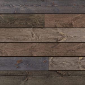 Ceiling & Wall Planks | Shiplap - Saddle Blend