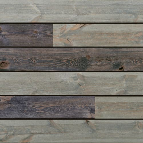 Ceiling & Wall Planks | Shiplap - Shadow Blend