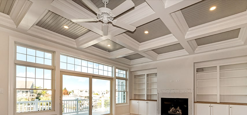 Frequently Asked Questions About Coffered Ceilings