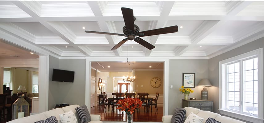 Different Types of Coffered Ceilings