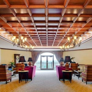 Suspended Coffered Ceiling System 1