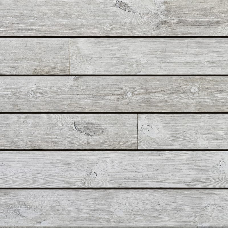 Barnwood Shiplap - Weathered White